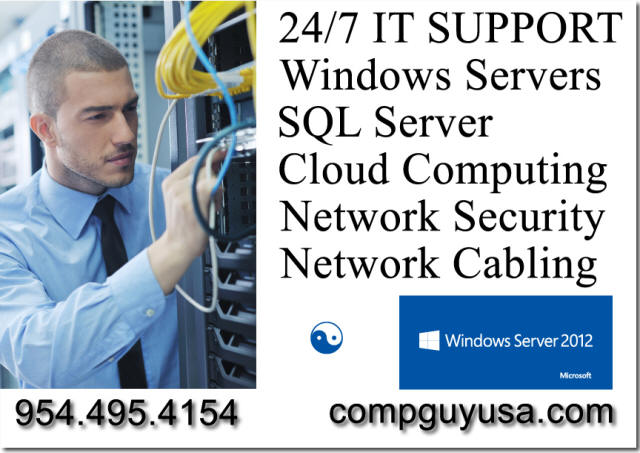 IT Support Fort Lauderdale